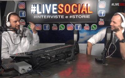 Intervista del Presidente Ierussi su Live Social